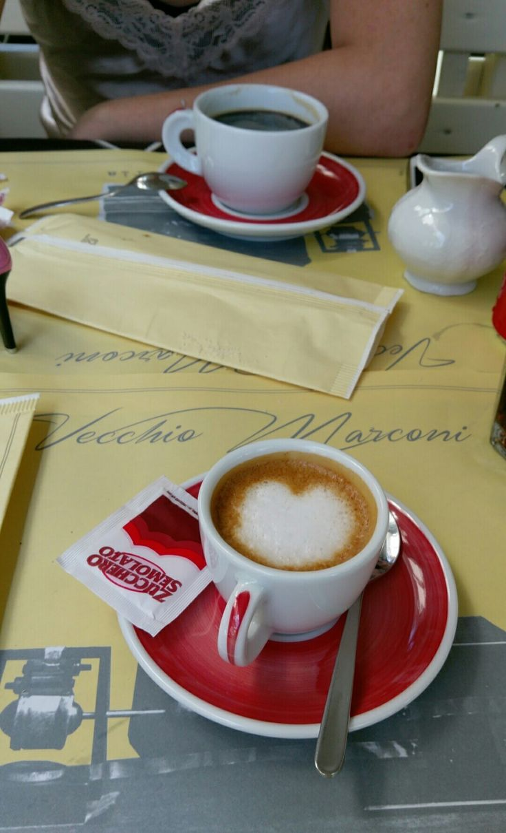 Macchiato Jesolo, Italia #italia #coffee