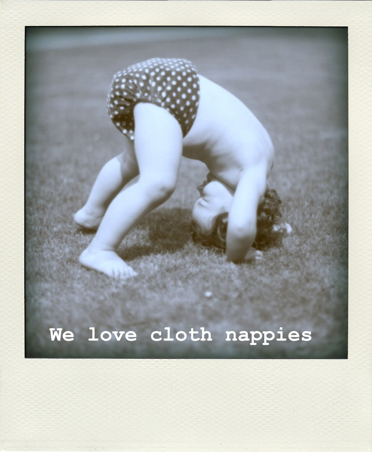 Cloth Nappy Blog- great tips and info