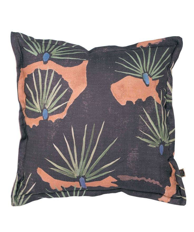 Palm Cushion - These Walls