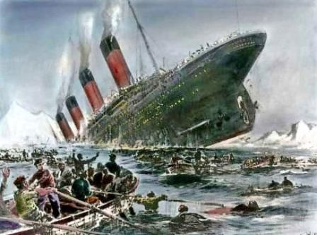 Has the Globalist NWO Plan become a Titanic headed for an Iceberg? | Preston James, Ph.D, December 31, 2015, Veterans Today: