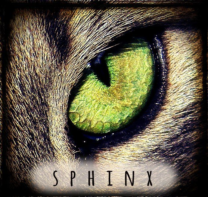 https://soundcloud.com/bzur/sphinx-preview original - Original image by Guylaine Brunet - flickr.com/photos/9825504@N07, edited with Photogramio