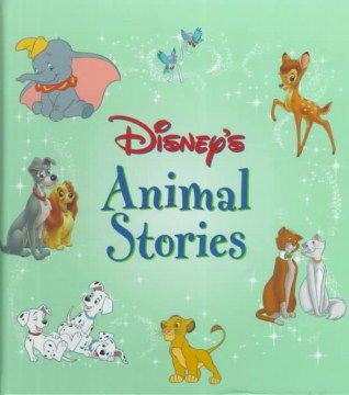Disneys Animals Stories By Sarah E