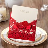 46 best wedding invitation cards images on pinterest wedding