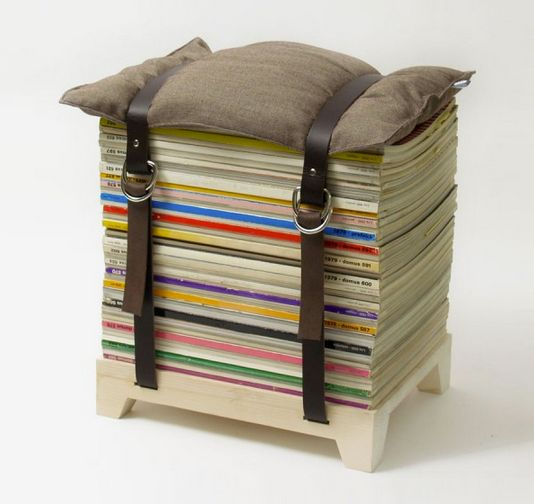 Magazine Chair