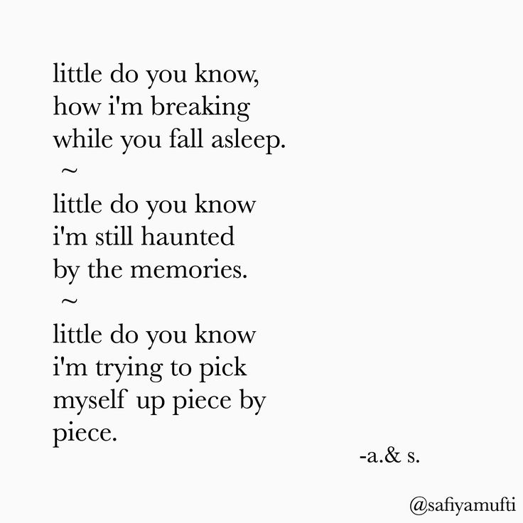 little do you know/ Alex & Sierra
