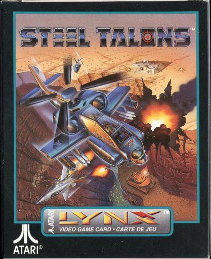atari lynx steel talons - Google zoeken