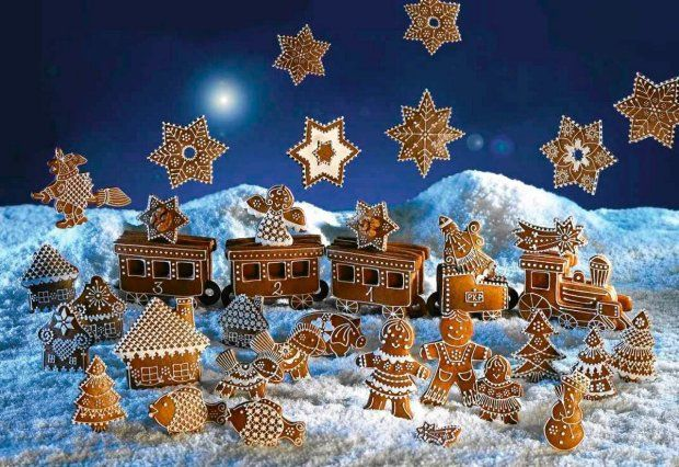 #christmas #gingerbread