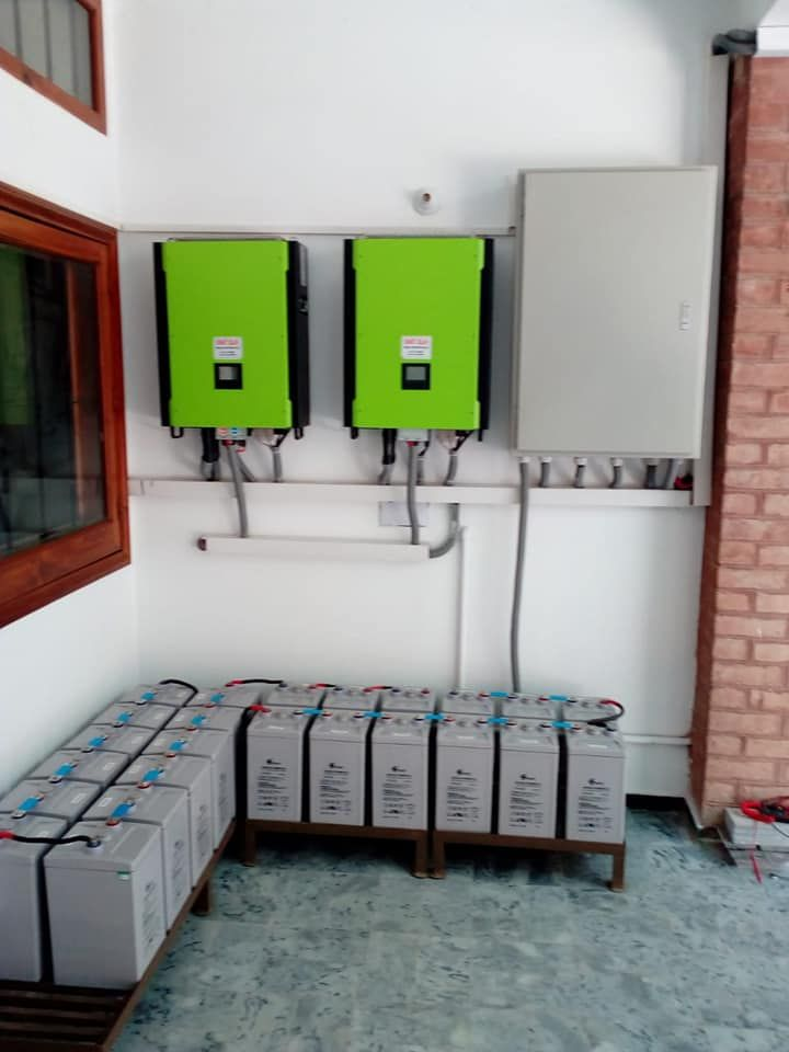 20kw Solar System 10kw Infini Inverter 320 Watt Yingli Solar 650 Ampr Shoto Cells With Net Metering Smartsola Solar Technology Solar Projects Solar Panels