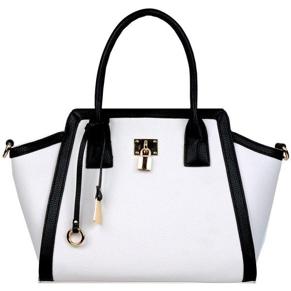 134 best images about Bags: White on Pinterest