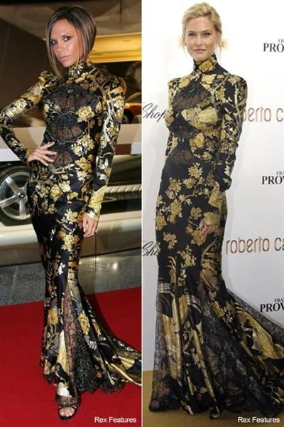 Роберто кавалли платье