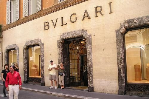 Police in Italy have seized assets from Italian jewellers and watchmakers Bulgari worth €46 million (£39.7m) as part of an investigation into tax evasion. Bulgari has been stripped of properties, including its flagship store in Rome, bank assets and company stakes.