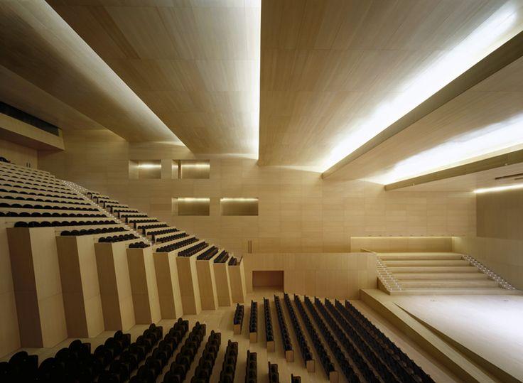 the castellon auditorium center