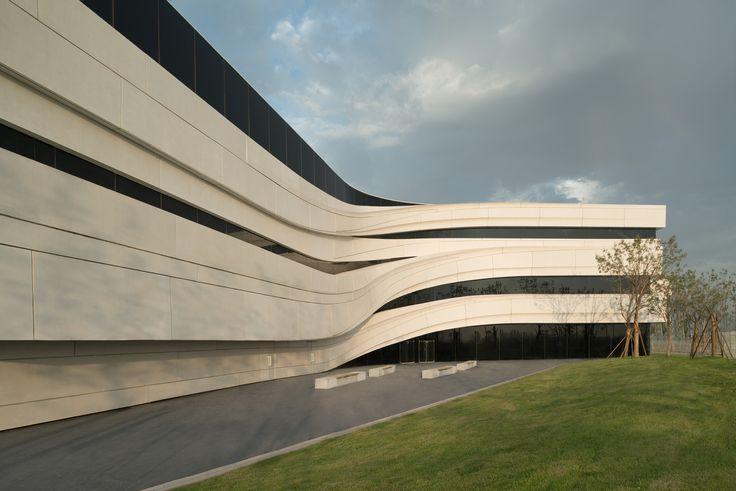 Galeria de Museu de Arte Contemporânea Yinchuan (MOCA) / waa (we architech…