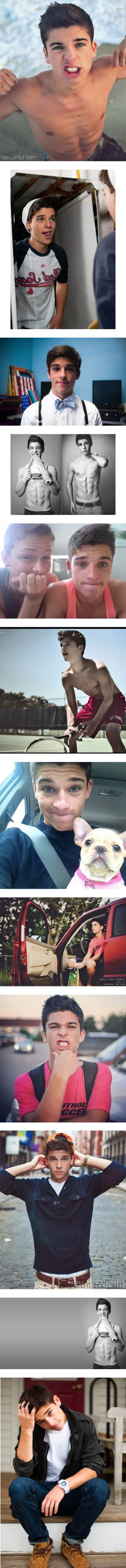 Sean O'Donnell. Haven't heard of you before, but your face is nice. Very nice indeed.