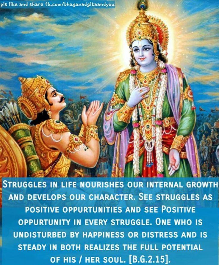 Bhagavad Gita, Krishna Quotes