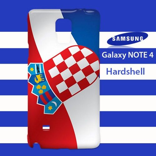 Flag of Croatia Samsung Galaxy Note 4