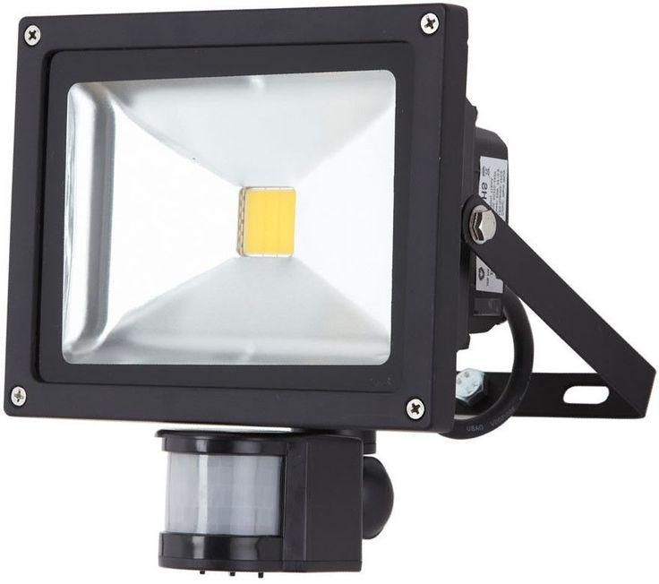 Прожектор светодиодный 20Вт 220В с датчиком движения, цена, купить в Киеве…
