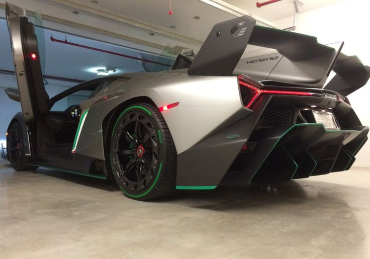 Watch How A $4,106,00 Lamborghini Veneno Gets Delivered To Its New Owner! #likeaboss Click on the pic to view the video!