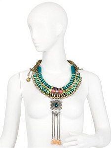 Anita Quansah London - Arlo Necklace | FashionJug.com