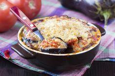 Mangia con il cuore: ovenschotel met aubergine, courgette & Parmezaan -