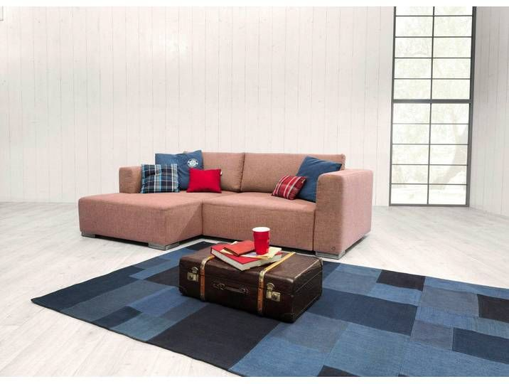 Tom Tailor Ecksofa Heaven Style S Aus Der Colors Collection Wahlwe Couch Red Sofa Home Decor