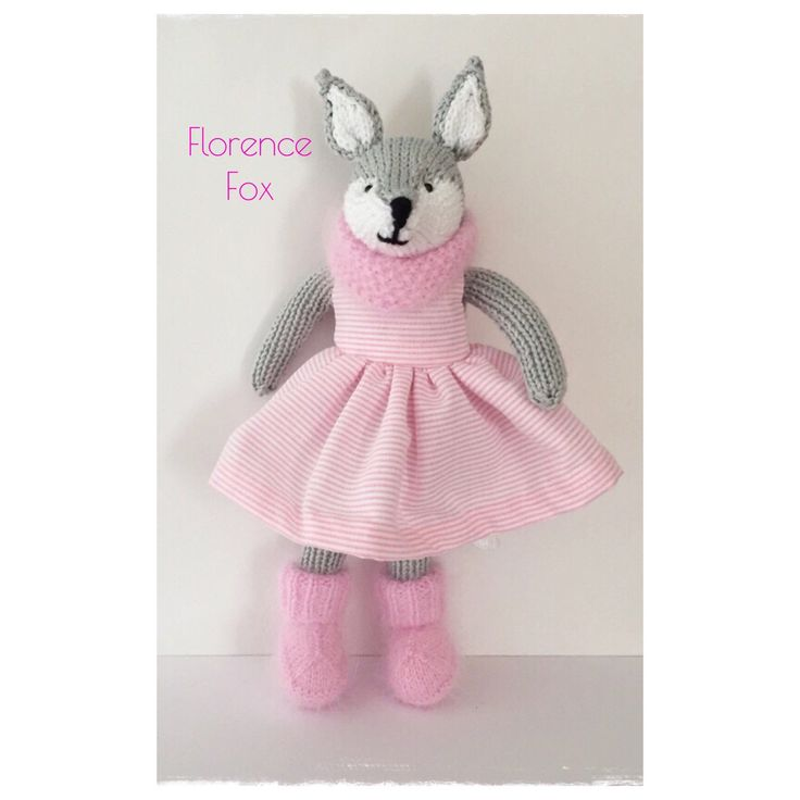 Florence fox has just arrived
