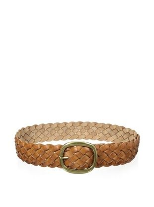 Linea Pelle Women's Basic Braid Belt