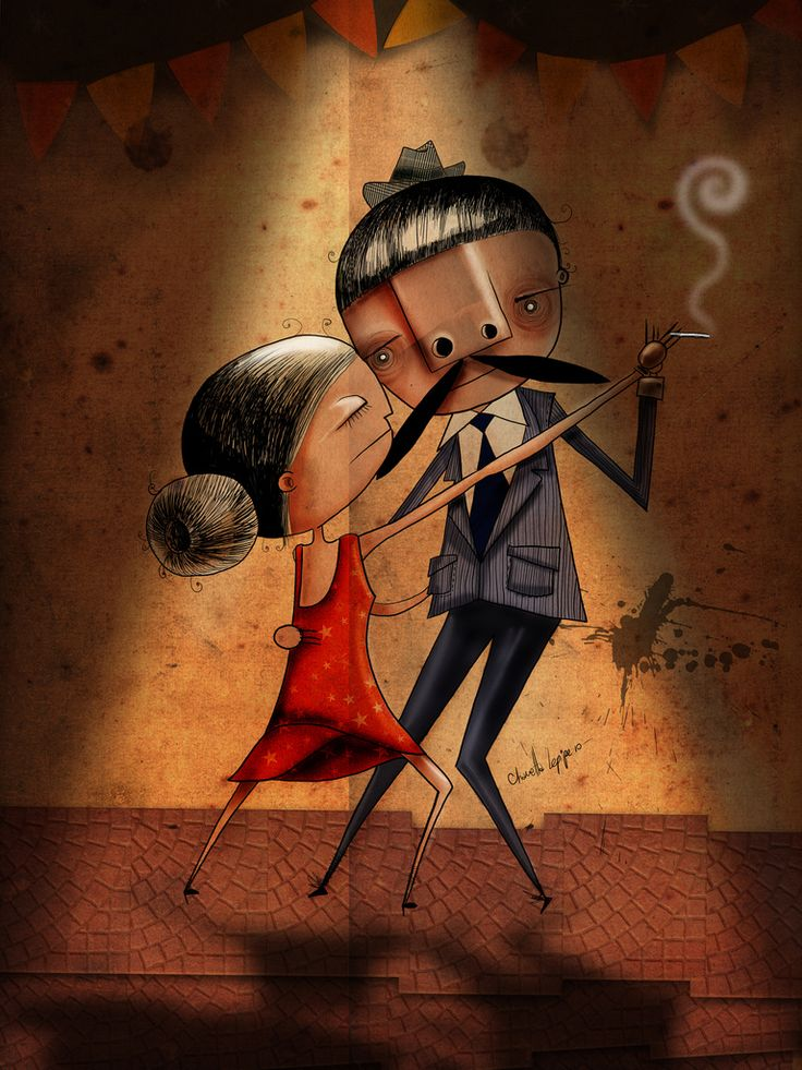 Tango by chavetta lepipe