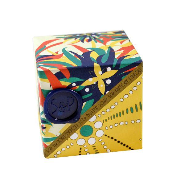 Neroli Cube Soap by SOAP + PAPER FACTORY