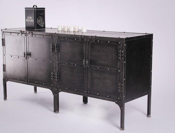 siyah metal büfe - Google'da Ara