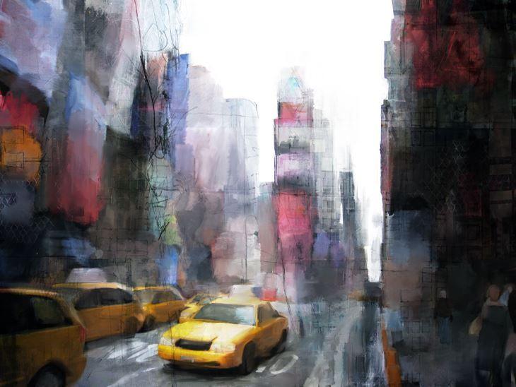 Title: New York¨ Artist: Josef Klouda