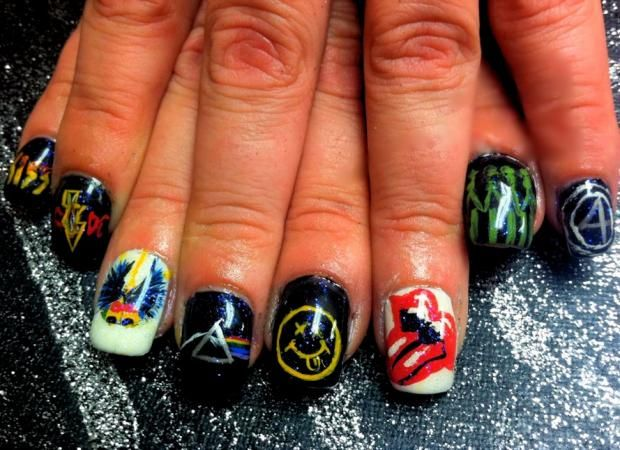 Classic Rock Nails | NAILPRO