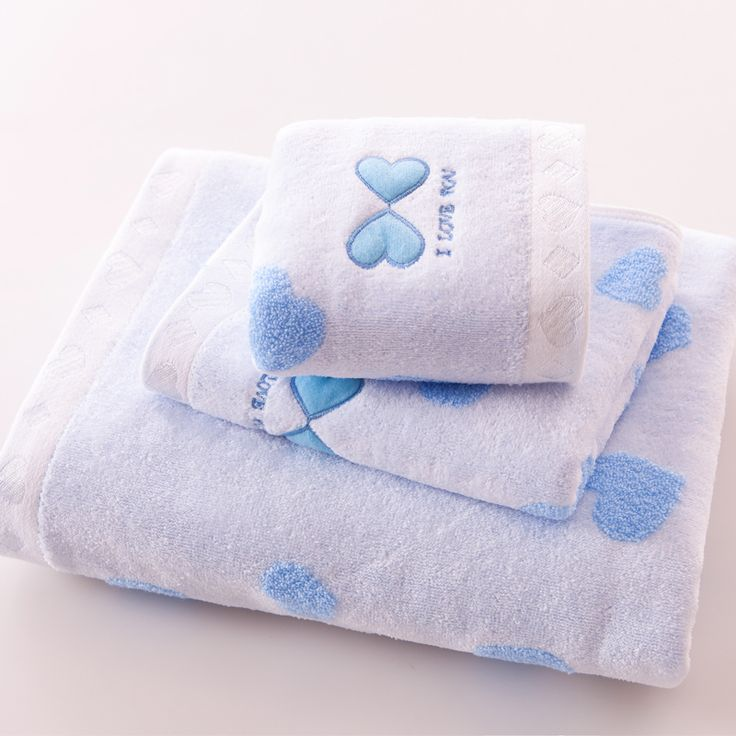 Top brand Kingshore safety standard Baby towels set Christmas gift untwisted yarn cotton towel set G1293WHtj