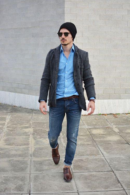 photo by www.styledemocracy.com おはようございます。 ファッションスタイリスト兼ブロガーのべっしーです。 今回のテーマはジャケット。 大人の男としてこのアイテムが永遠の定番アイテムに...