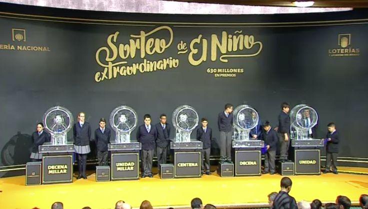 El número 08354 primer premio de la Lotería del Niño cae en Torrent