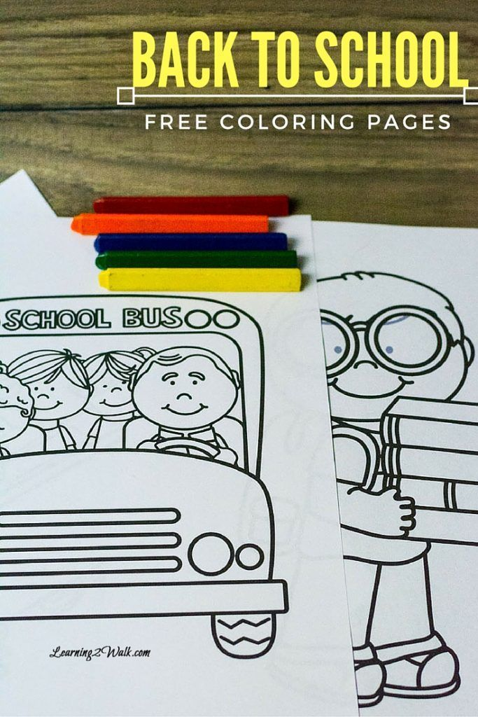 Free Colouring Pages For 3 Year Olds : Best 25 school coloring pages ideas on pinterest bible