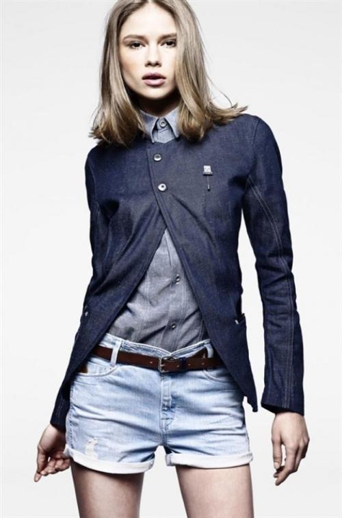 G Star 2012, great jacket