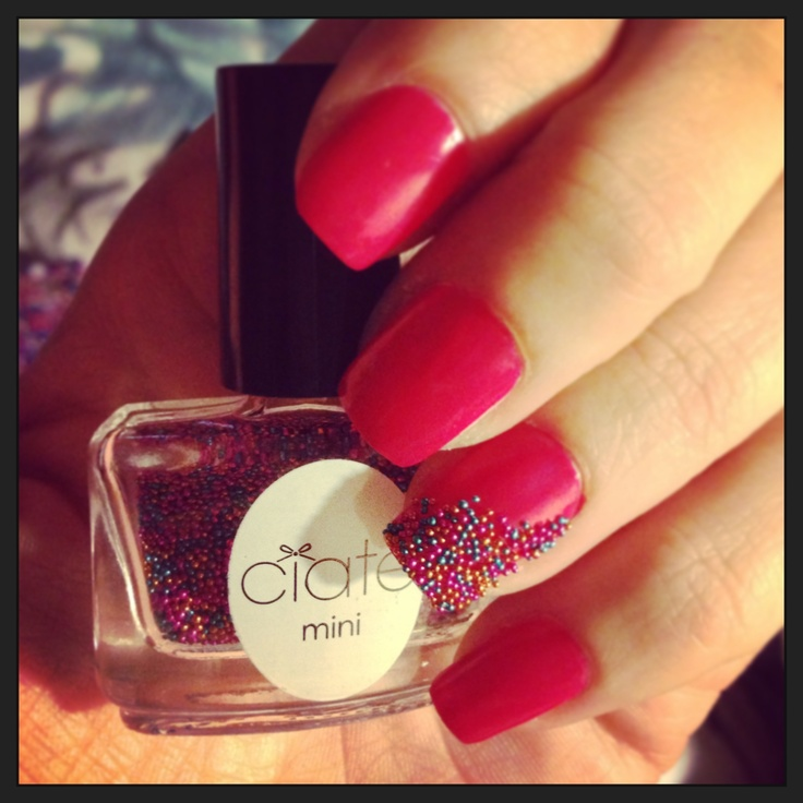 Ciate Caviar Nails: Caviar Nails, Nails, Nail