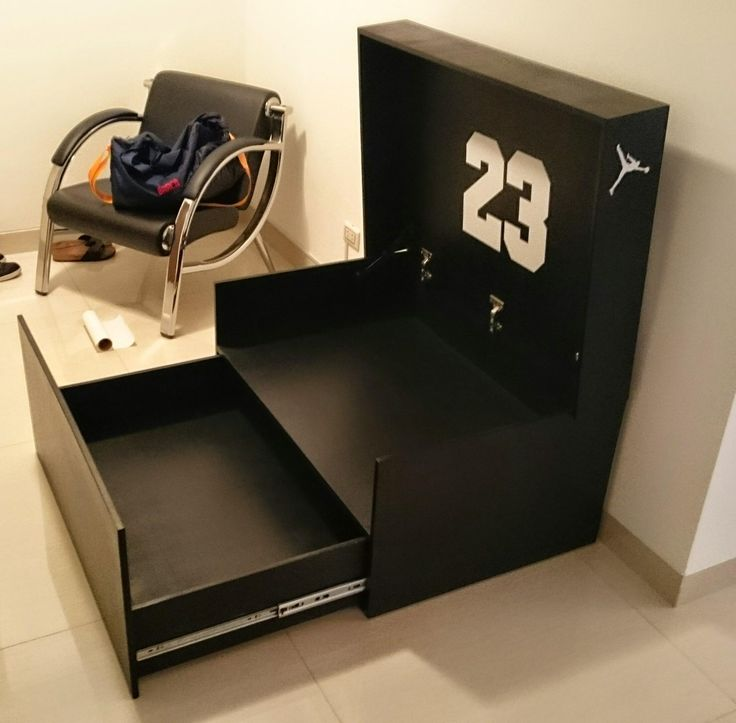 Giant Nike Inspired Sneaker Storage Box