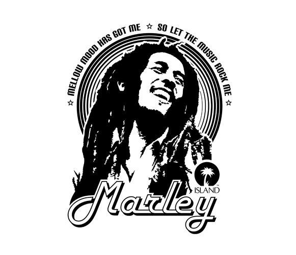 Bob Marley Wailers Reggae Rasta Vector Design Bob Marley Pictures Bob Marley Songs Marley
