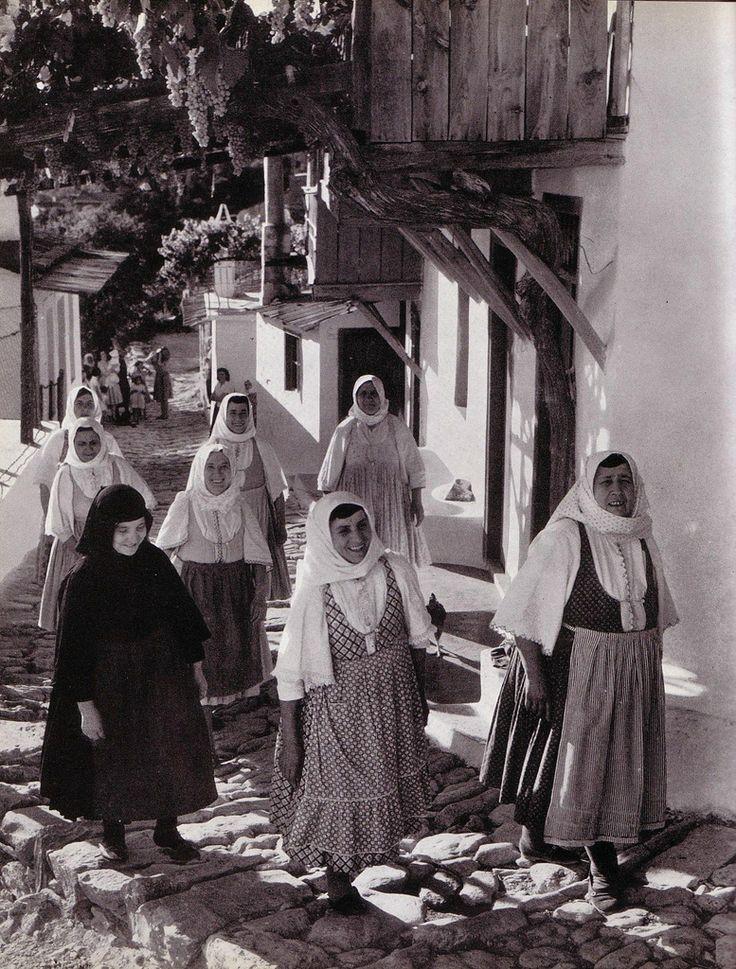 Skopelos 1950