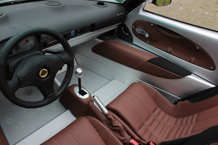 Lotus Elise S1 Upholstery leather