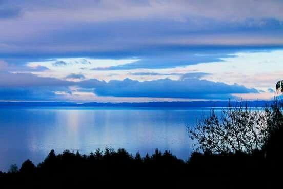 Lago Ranco. Chile