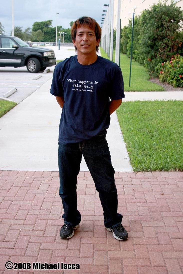 Ninja Warrior winner Makoto Nagano