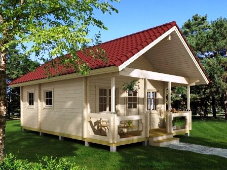 Cabin Life - Affordable Housing Country Chalet - Granny Flat 2016
