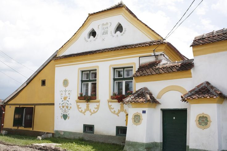 Charming tradition Romanian house