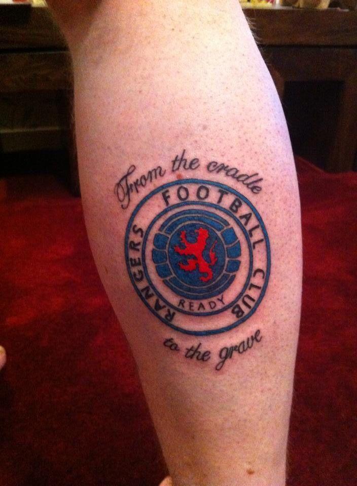 Rangers Tattoos Designs