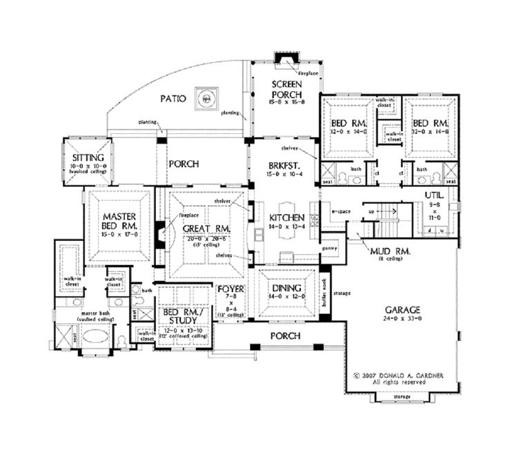 homes 3047 sq ft with 4 bedroom 4 bath and screened porch breathtaking single story house open floor plans single story ranch homes one story house