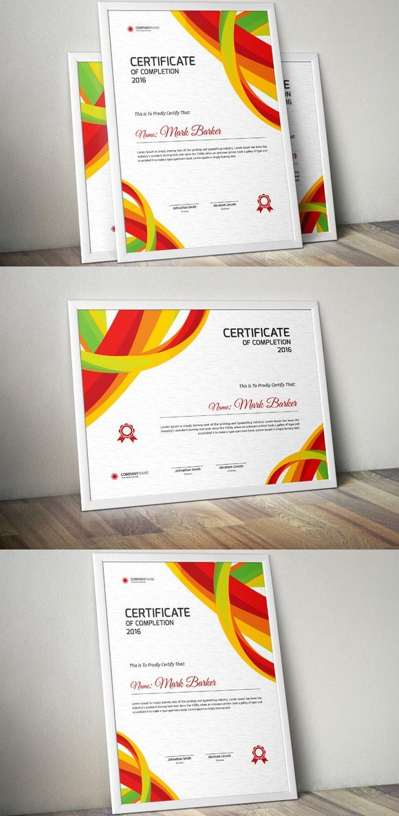 best 25 certificate templates ideas on pinterest award
