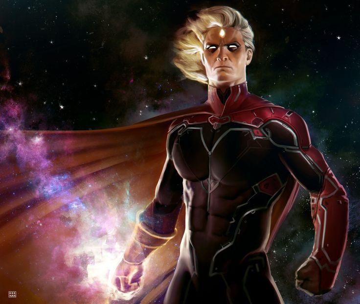ArtStation - Adam Warlock: Infinity Gauntlet, Dave Keenan